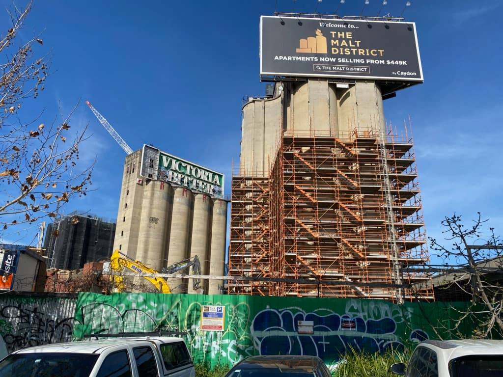 Major Concrete Cutting Project