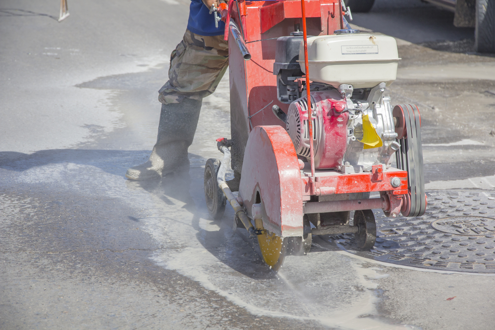 How Technology Affect Concrete Sawing