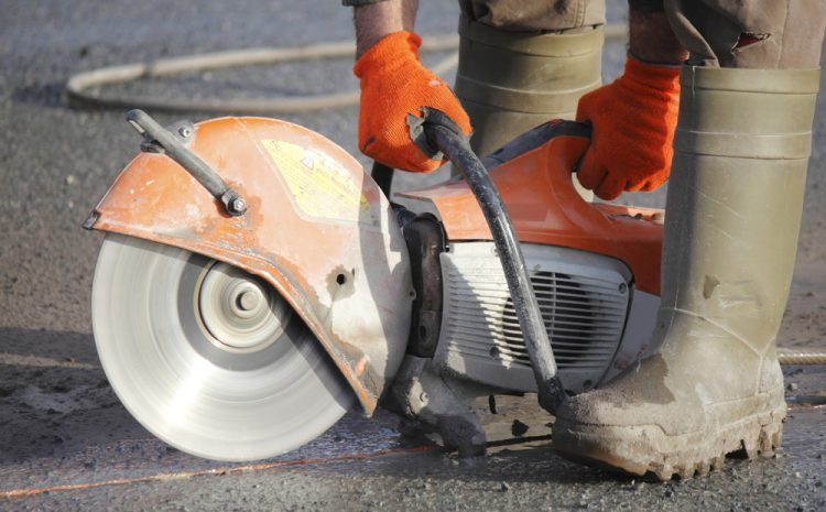 How Does Technology Affect Concrete Sawing?