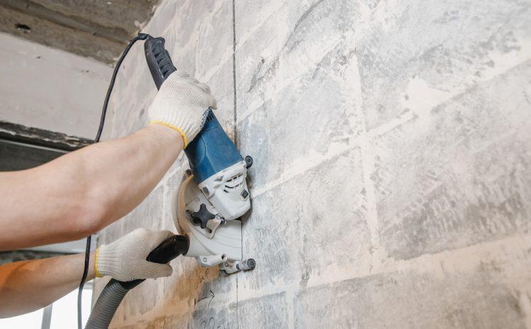 Is It Dangerous To Cut Concrete Walls?