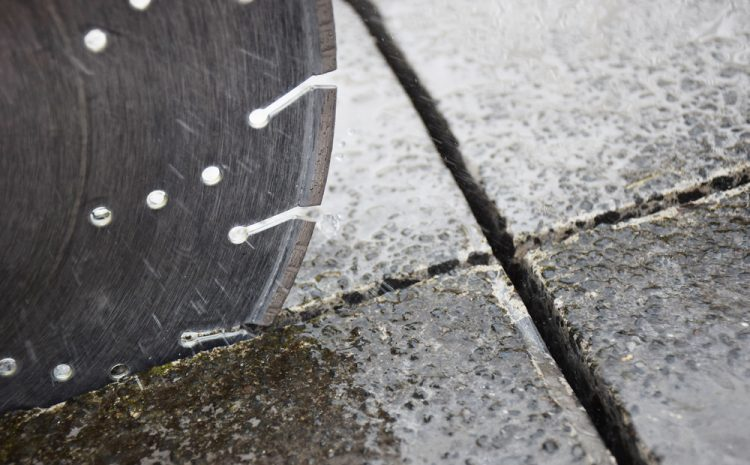 Tips For Cutting Straight Lines In Concrete