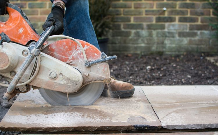 What Are The Risks Involved With Dry Cutting Concrete?