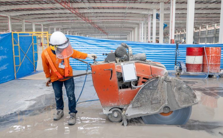 Safety Measures You Need During Concrete Cutting