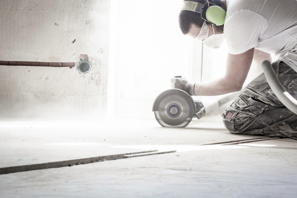What Tools Used Concrete Cutting