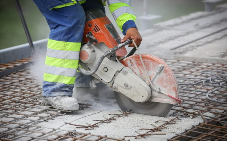 What Tools Are Used For Concrete Cutting?